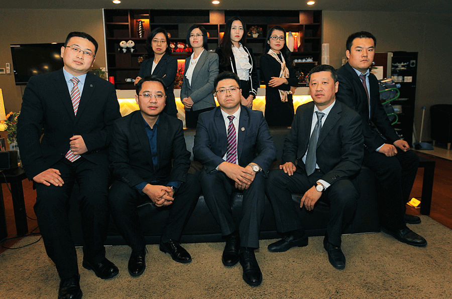 北京盈科婚姻继承团队