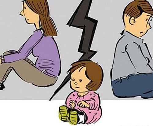 离婚时子女抚养权怎么确定?